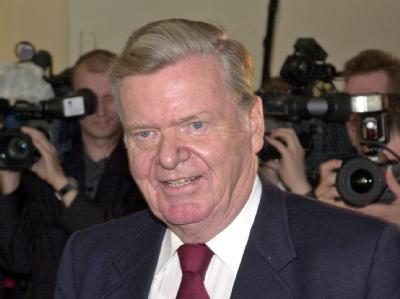 Der frühere Flick-Manager Eberhard von Brauchitsch ist tot. (Archivbild)