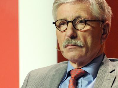 Thilo Sarrazin: «Ich habe Anspruch auf genau die Pension, die ich bekommen hätte, wenn ich regulär bis zum 30. April 2014 im Amt geblieben wäre.» (Archivbild)