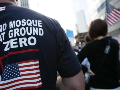Streit um Moschee an Ground Zero