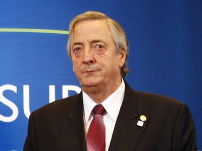 Argentiniens Ex-Präsident Kirchner