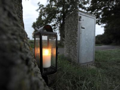 Eine Kerze für Mirco