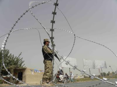 Afghanistan wählt Parlament