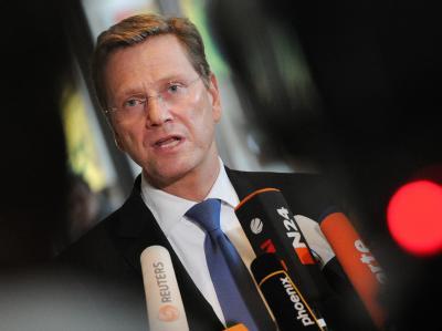 FDP-Chef Guido Westerwelle: Spekulationen um Zukunft als FDP-Vorsitzender