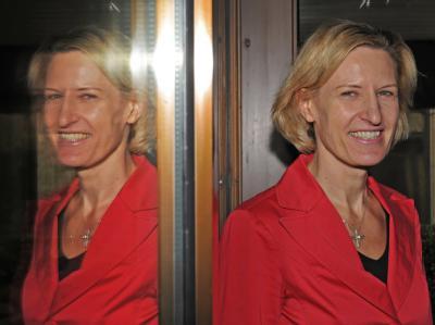 Die Vorsitzende der CSU-Frauenunion, Angelika Niebler, begrüßt die Pläne des CSU-Vorstand zu einer Frauenquote in der Partei.