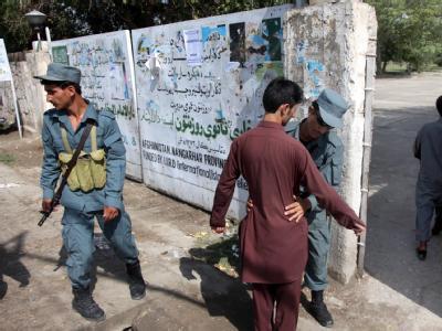 Am Tag der Wahl wurden einige Anschläge von den Sicherheitskräften vereitelt, zahlreiche Aufständische wurden getötet. Und Millionen Afghanen ließen sich nicht von der Gewalt einschüchtern.