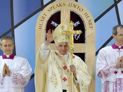 Papst in Großbritannien