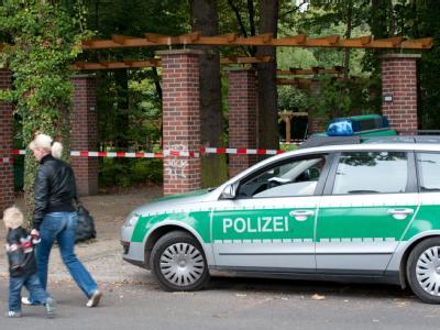 Toter Junge im Stadtpark gefunden