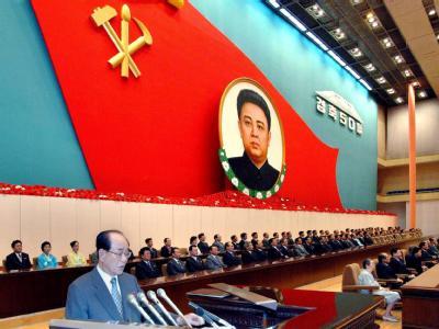 Bei der größten Tagung der herrschenden Arbeiterpartei seit 30 Jahren soll in Nordkorea deren höchstes Führungsgremium gewählt werden (Archivfoto).