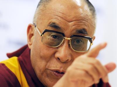 Das politische und religiöse Oberhaupt der Tibeter, der Dalai Lama (Archivbild).
