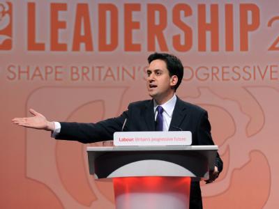 Ed Miliband hat den Kampf um den Labour-Vorsitz für sich entschieden.