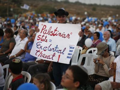 Israelischer Baustopp im Westjordanland endet