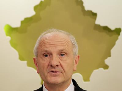 Zurückgetretener Präsident Kosovos: Fatmir Sejdiu