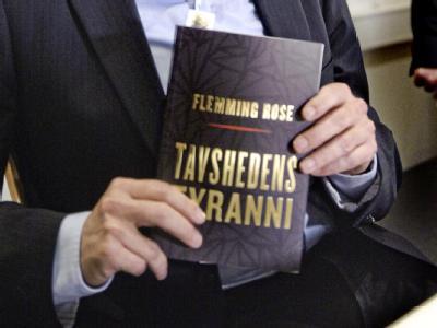 Das nun in Dänemark veröffentlichte Buch «Tyrannei des Schweigens».