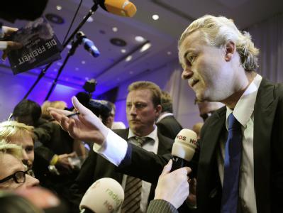 Der niederländische Politiker und Islamgegner Geert Wilders muss sich wegen des Verdachts der Volksverhetzung vor Gericht verantworten.