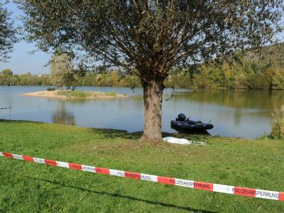 Die zerstückelte Leiche der Frau wurde am Sonntagnachmittag in einem Badesee bei Erlabrunn gefunden.