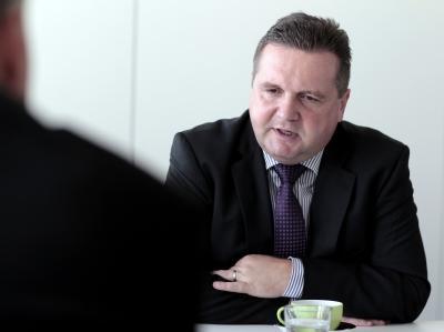 Baden-Württembergs Ministerpräsident Stefan Mappus.