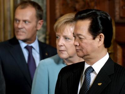 EU-Asien-Gipfel