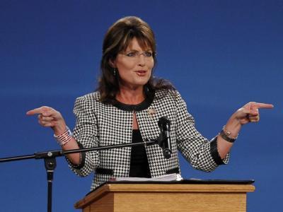 Sarah Palin und die konservative «Tea Party» hoffen auf einen Sieg der Republikaner bei der Kongresswahl am 2. November.