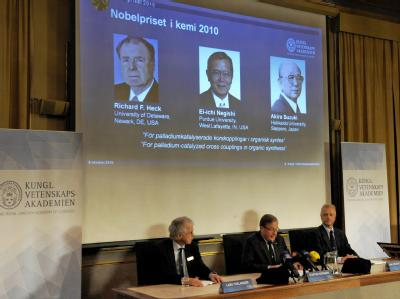 Nobelpreis Chemie