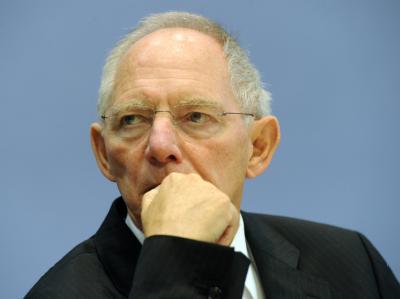 Finanzminister Schäuble will Ende Oktober wieder ins Ministerium zurückkehren.