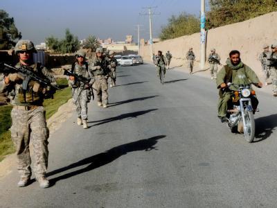 US-Soldaten in Kandahar