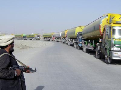 Die pakistanische Grenze bei Torkham ist wieder geöffnet.