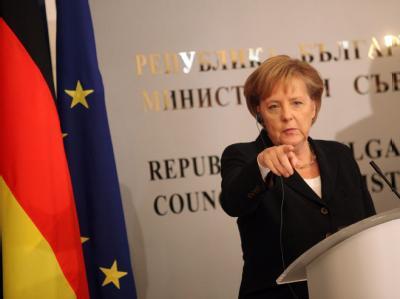 Angela Merkel besucht Bulgarien
