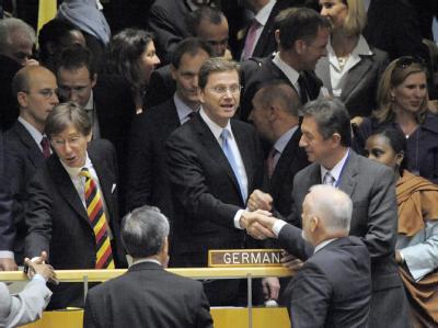 Bundesaußenminister bei UN-Vollversammlung