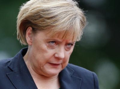 Ernste Miene: Die Koalition kommt aus ihrem Umfragetief nicht heraus.