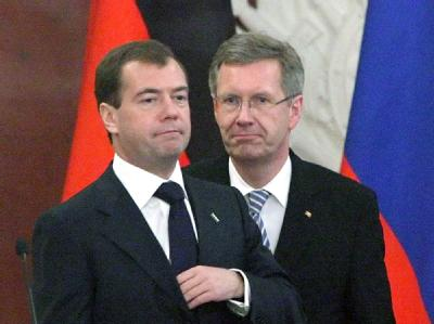Wulff in Russland