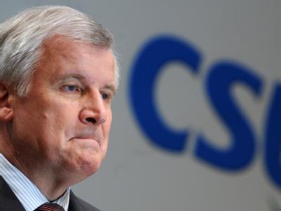 CSU-Chef Horst Seehofer beharrt darauf, dass «Deutschland kein Zuwanderungsland» ist.