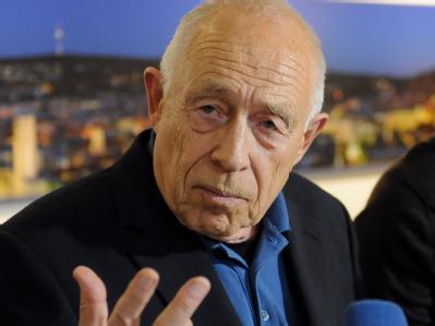 Heiner Geißler ist Vermittler im Streit um das Bauprojekt Stuttgart 21.