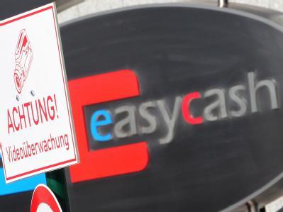 Zentrale des EC-Netzbetreibers Easycash in Ratingen.