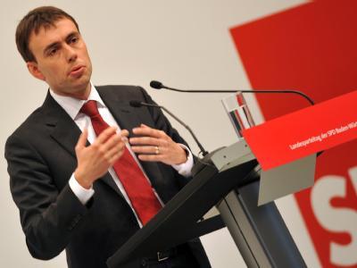 Schmid: «Ich werde als Ministerpräsident nicht nur mehr Demokratie wagen, sondern wir werden mehr Demokratie machen.»