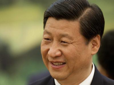 Der chinesische Vizepräsident Xi Jinping gilt als Kronprinz von Staats- und Parteichef Hu Jintao.