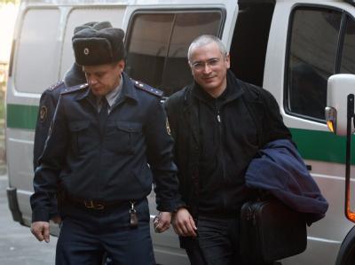 Der Ausgang des Prozesses gegen Chodorkowski galt als Gradmesser für die Rechtsstaatlichkeit in Russland.