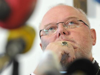 Der Münchner Erzbischof Reinhard Marx wird zum Kardinal ernannt.