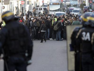 Die Demonstrationen gegen die französische Rentenreform gehen weiter.