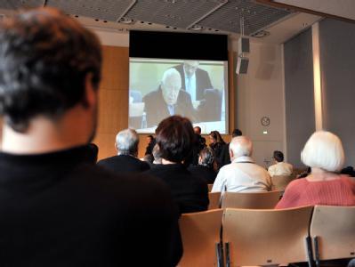 Schlichtung bei Stuttgart 21 als Public Viewing