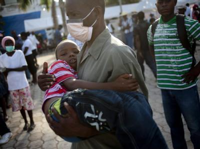Cholera-Ausbruch in Haiti