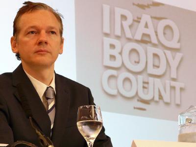Wikileaks-Gründer Julian Assange zufolge offenbaren die Dokumente klare Beweise für Kriegsverbrechen.