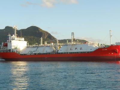 Piraten haben vor Kenia den Gastanker «York» gekapert.