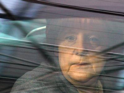 Kanzlerin Merkel kann einen Erfolg verbuchen.