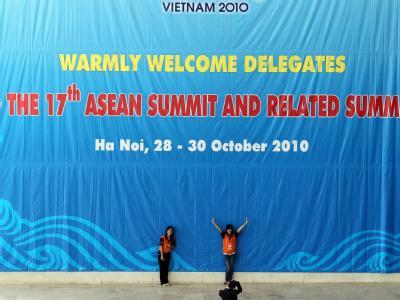 ASEAN-Gipfel in Vietnam