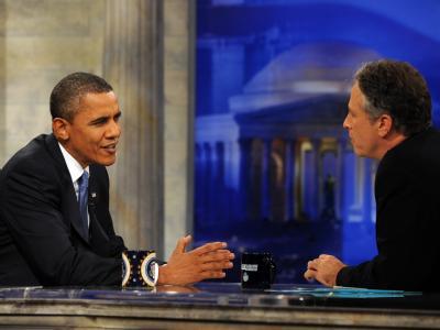 Obama bei Comedy-Show