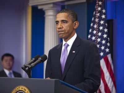 US-Präsident Barack Obama geht von einer «glaubhaften Bedrohung» aus.