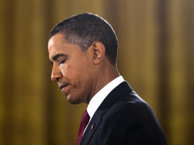 US-Präsident Obama: «Wenn wir 5 Prozent Arbeitslosigkeit hätten und nicht 9,6 Prozent, dann hätten die Menschen mehr Vertrauen in unsere Politik.»