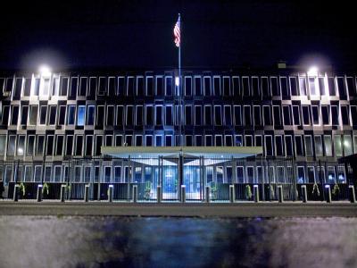 Norwegische Medien berichten, dass Spezialisten von einem Büro in der Nachbarschaft der US-Botschaft aus die Überwachung von mehreren hundert Einheimischen organisieren.