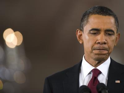 US-Präsident Barack Obama muss die schwere Wahlschlappe verdauen. Die Republikaner können in Zukunft Gesetzesvorhaben des Regierungslagers torpedieren.