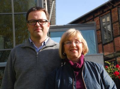 Remo Röntgen und seine Mutter Diete Hansl: Der Castor-Protest im Wendland geht quer durch alle Schichten.